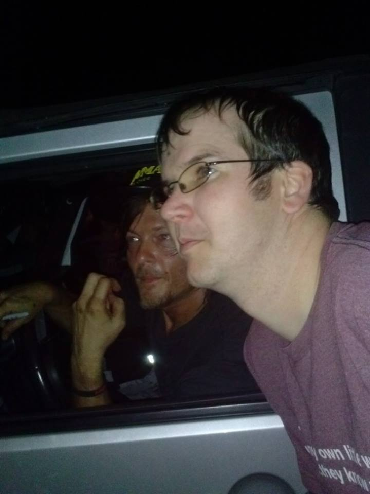 norman and mark